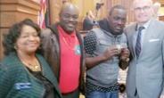 Singer, Pasuma Officially Unveiled as US Citizen