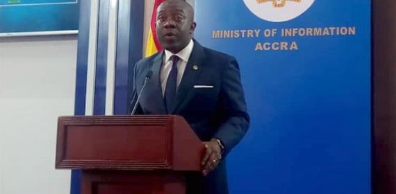 Cedi Depreciation: Ignore NDC's Downward Speculation – Gov't