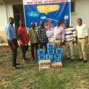 World Oral Health Day: NSA Board Chair Kwadwo Baah Agyemang Supports Agogo Presby Hospital