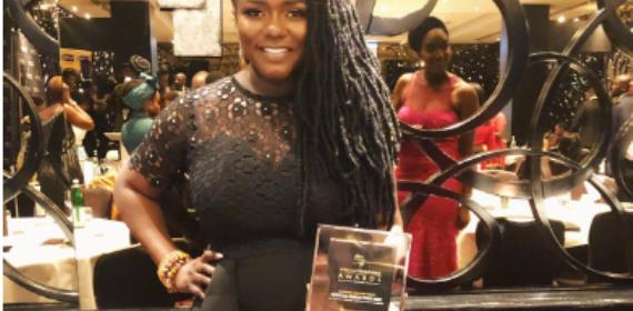 Fuse ODG, Dentaa, Others Win At African Diaspora Awards