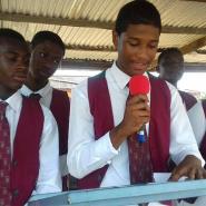 Actor Rahim Banda elected school prefect for Ghana National College