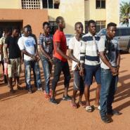 We're Innocent – Major Mahama 'Killers' Plead In Court