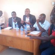 Galamsey: US Embassy Meets Small Scale Miners In Prestea
