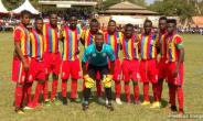 Hearts To Play Ashgold In Cape Coast On Saturday