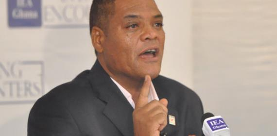 Greenstreet: Sale Of State Assets Causing Cedi Fall