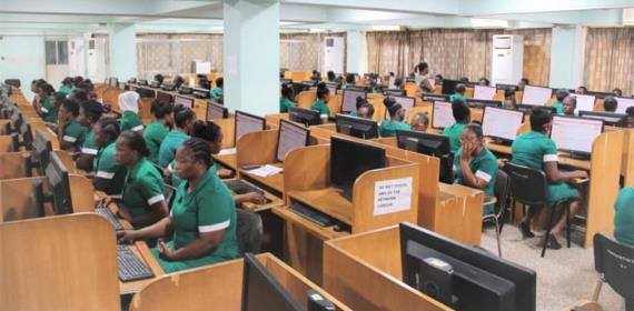 1,073 Sat For Maiden Midwifery Online Exams