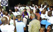 Grace Baptist Church donates to three institutions as part of Golden Jubilee