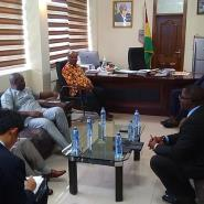 Minister Of Sports, GOC President, Other Dignitaries Meet Japanese Ambassador Ahead Of Tokyo 2020
