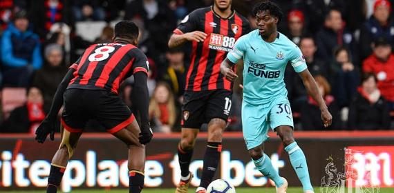 Rafa Hails Christian Atsu's Performance Against Bournemouth