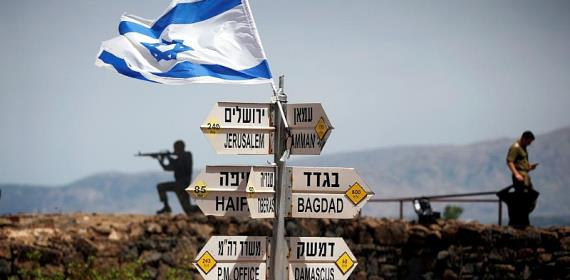 Trump Says Time To Recognise Israeli Sovereignty Over Golan Heights