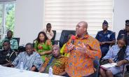 """""""Government ignores indigenes of Greater Accra because we are not united""""-Hon. Dr. Nii Kotei Dzani"""