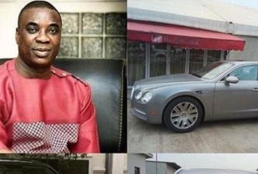 Singer, K1 de Ultimate Acquires Brand New Ride