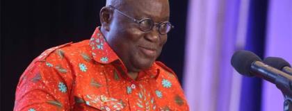 President Nana Akufo-Addo