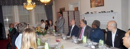 Sri Lanka Embassy In The US Hosts Embassy Chef Challenge Media-Preview Dinner