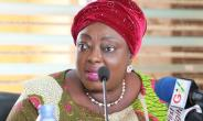 AWCON LOC Chair Freda Prempeh Rally For Support For Women's Football