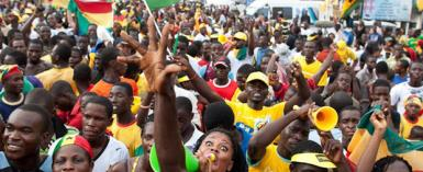 70% Ghanaian Christians: Who Are They?