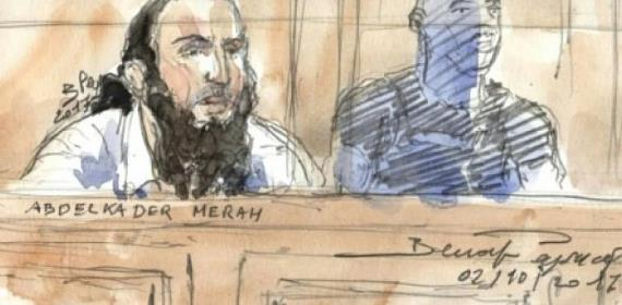 Merah's brother and 'mentor' faces special Paris appeals court
