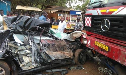 10 Driving Mistakes Attributing To Road Accidents In Ghana  ...