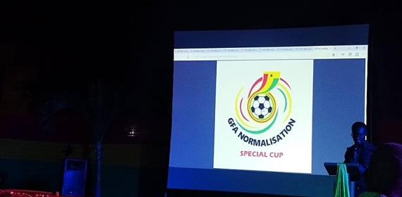 New Logo For Normalization Committee's Special Competition Unveiled