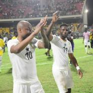 Andre Ayew Lauds Black Stars Fans After Kenya Triumph
