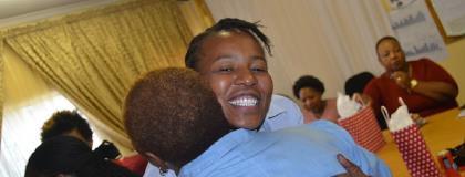 Ms Sisanda Mamanzi