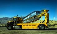 Giant Mixing Truck Serving Cocktails In Florida