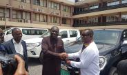 Ghana Meteorology Gets 15 Vehicles To Boost Operations