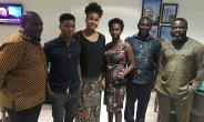 Ghana's Young Swimming Team Buoyant For GC 2018