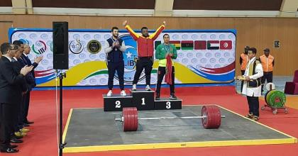 Forester Osei Wins Gold At African Seniors Weightlifting Championship