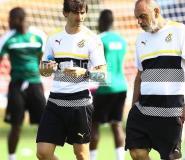 Gerard Nus shows no disaffection for Ghana despite struggle for AFCON cash