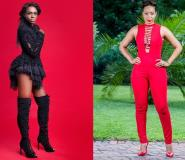 Old beef?: Pokello and Beverly Osu go at each other on Twitter