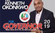 Nigerians React to Actor, Kenneth Okonkwo's Choice of Political Party