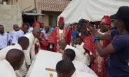 Actor, Yomi Fabiyi Bids Mother farewell, buries her in Style