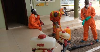 African Response To Coronavirus Pandemic