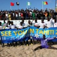 Afcon Beach Soccer 2013: Senegal and Ivory Coast in the final and to the World Cup!
