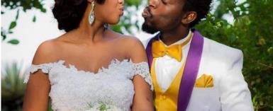 Kwaw Kese celebrates 2 years wedding anniversary