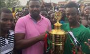 Actor, John Dumelo Organizes Football Tournament to Promote Peace in Ghana