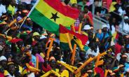 Ghana's 60th Independence Flag Raising Ceremony