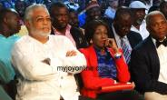 NDC must reflect on the advice of HE Jerry John Rawlings on June 4 than running away - Friends of the Rawlingses