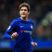 Marcos Alonso: Banned Chelsea Defender To Miss FA Cup Semi-Final