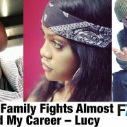 P. Square Family Fights Ruined My Career - Lucy,Runtown Sextape, Naomi Campbell & More