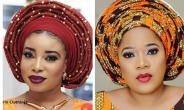 Don't Judge Toyin Aimakhu with her Past…Actress, Lizzy Anjorin Warns