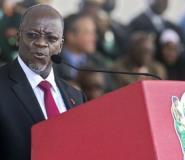 President John Magufuli