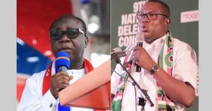 The leaders of NPP and NDC have agreed to the 'peace talks'