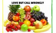 5 Important Fruits Ghanaians Love But Call Wrongly