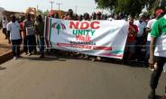 Bolgatanga: Mahama Lights Up 9th NDC Unity Walk