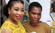 Actress, Lizzy Anjorin Jubilates as Sales Girl is Being Sponsored Abroad