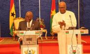 Ghana, Burkina Faso Pledge to strengthen bilateral ties