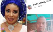 Actress, Lizzy Anjorin Calls out Fan who described her as Prostitute