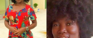 She Gave Up On Natural Hair; 3 Years Later She's An Inspiration To Others With Tough Hair